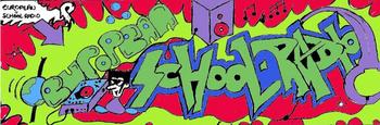 European School Radio (μεγάλο λογότυπο)